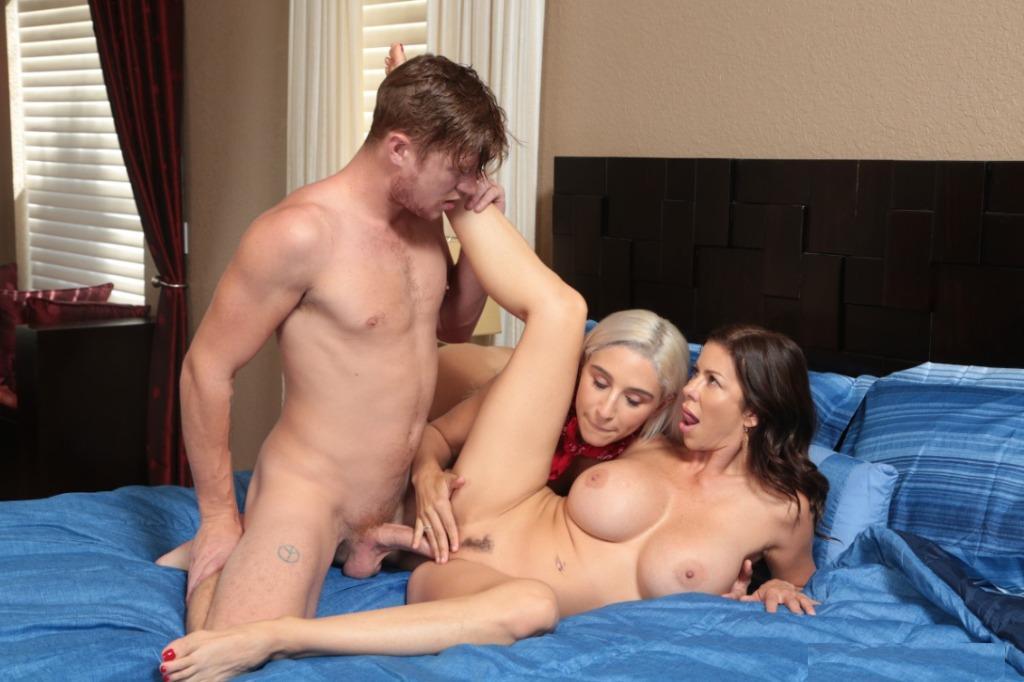 Abella Danger Lesbian Orgy